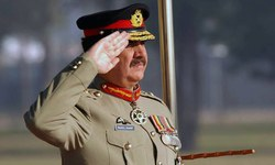 General Raheel vows 'not to abandon Fata without restoring peace'