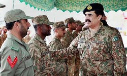 Army chief for stepping up Pak-Afghan border coordination