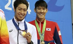 Olympic champ Park fails doping test
