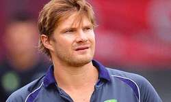 Watson doubtful for tri-series final