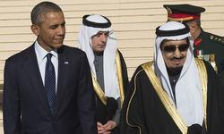 نئے سعودی شاہ سے اوباما کی ملاقات، داعش کے خطرےپر تبادلہ خیال