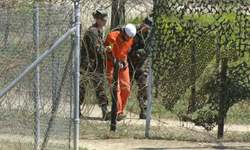 Guantanamo female guards file complaints against prohibition to touch detainees
