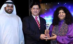 Sufi maestro Abida Parveen receives Ambassador's Recognition Award
