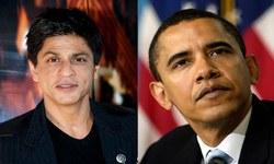 شاہ رخ ، اوباما کے ساتھ ڈانس کے خواہشمند