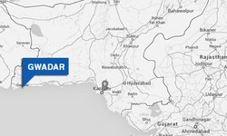 Gwadar civic centre damaged in blast
