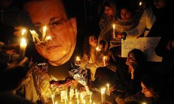 Taseer vigil 'attackers' denied bail