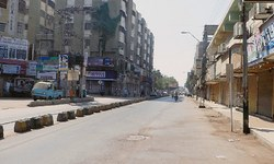 Partial shut down in parts of Sindh over MQM strike call