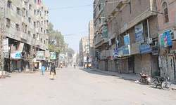 MQM strike call draws mixed response in interior of Sindh