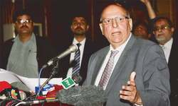 Chaudhry Sarwar resigns, says land mafia has more clout than governor