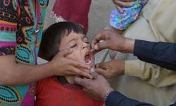 National Polio Campaign misses children in the capital