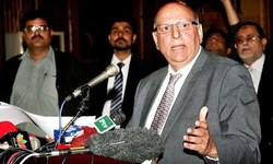 Sarwar was cornered by Shahbaz on all fronts