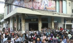 BD cinemas ban top actor over protests against Indian films