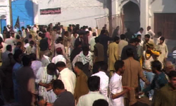 At least 25 killed in blast at Shikarpur imambargah