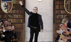 Fashion star Tommy Hilfiger to publish memoir