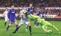 Villarreal, Bilbao, Espanyol join Barca in semis