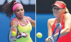 Sharapova out to end decade of Serena supremacy