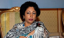 Maleeha pledges to protect country's interests