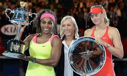 Williams overpowers Sharapova to win 19th grand slam