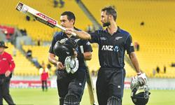 Afridi blitz in vain as NZ outclass Pakistan