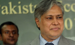 Govt may not meet budget deficit ceiling: Dar
