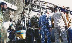 Nine die as blast in Damascus hits pilgrims