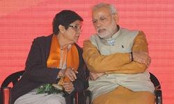 Familiar foe bids to halt Modi bandwagon as Delhi votes
