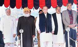 Pakistan reaffirms support for Kashmiris