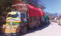 Travel across LoC suspended through Chakothi-Uri route
