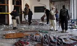 21 killed as Taliban storm Peshawar imambargah
