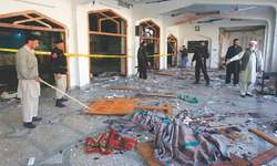 20 killed in Peshawar sectarian attack