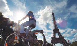 LETTER from PARIS : Onward with the Velib!