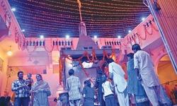 Shivratri festival celebrated in city