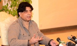 Nisar to attend anti-terror conference