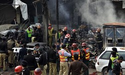 Eight dead in attack on Lahore's Police Lines, TTP claims responsibility