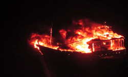Indian coast guard DIG denies blowing up Pakistani boat