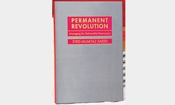 Book launch: 'Permanent Revolution' launched
