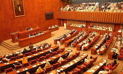 Senate's farewell session likely to begin on 27th