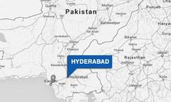 Nine passengers die in van fire near Nooriabad
