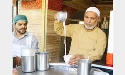 A sip of Kashmir!