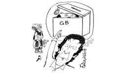 Cartoon: 24 February, 2015