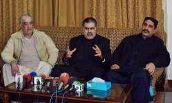Balochistan coalition trying to end horse-trading, says Zehri