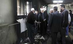 Mosque torched near Bethlehem in suspected hate crime