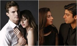 5 ways '50 shades of Grey' is your average Pakistani drama
