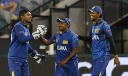 Dilshan, Sangakkara score tons as Sri Lanka whip Bangladesh