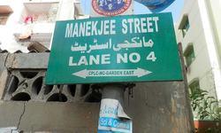 Manekjee: Karachi's ghost street