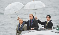 Prince William gets warm welcome in Japan