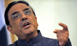 Zardari visits hospital for MRI scan