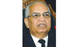 Senate pays tribute to Rana Bhagwandas