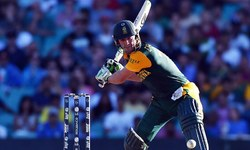 Super De Villiers sinks West Indies