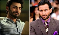 Fawad Khan may replace Saif Ali Khan and portray a womanizer